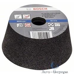 Bosch 1608600231 Шлифовальная чашка 110мм  K16