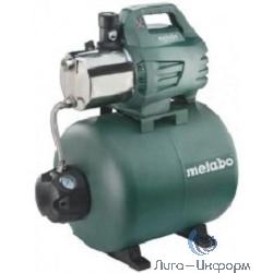 Metabo HWW6000/50Inox[600976000] Насосная станция { поверхностная, 1300вт,50л, вес 22,1 кг }