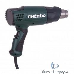 Metabo H 16-500 Фен строительный [601650000] { 1600 вт, в коробке, вес 0.6 кг }