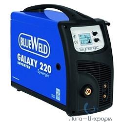 BLUE WELD GALAXY 220 Инверторный полуавтомат [816461] {380V, 230A Диам. Электрода 0,6-1/0,8-1,2мм}