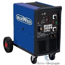 BLUE WELD Megamig 300S Сварочный аппарат [827320] {380 V, 300 A, Диам. Проволки 0,6-1,2 мм. }
