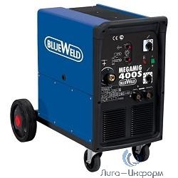 BLUE WELD Megamig 400S Сварочный аппарат [827412] {380 V, 400 A, Диам. Проволки 0,6-1,6 мм. }