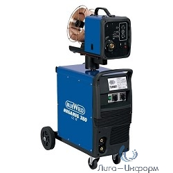 BLUE WELD Megamig 380 Сварочный аппарат [822459] {380 V, 350 A, Диам. Проволки 0,6-1,6 мм. }