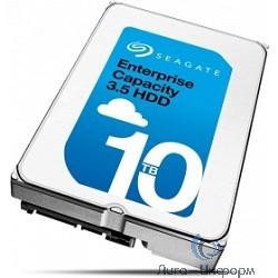 """10TB Seagate Exos X10 (ST10000NM0016) {SATA 6Gb/s, 7200 rpm, 256mb buffer, 3.5""""}"""