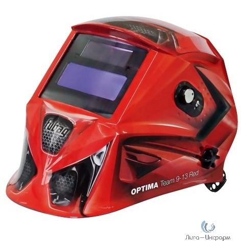 "Fubag Маска сварщика ""Хамелеон"" OPTIMA team 9-13 RED [38075]"