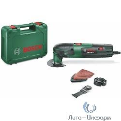 Bosch PMF 220 CE Многофункциональный инструмент [0603102020] {220 W, 15.000 – 20.000 об/мин, 1.1 кг }