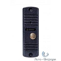 """Falcon Eye Activision AVC-305 (PAL) накладная,черный антик, 4-х проводная; антивандальная накладная видеопанель; с ИК подветкой до 0,6м, матрица CCD  1/3"""", 600 ТВл, 12В"""
