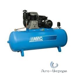 ABAC B7000/270 FT10 Компрессор [70XW905KQA074 (4116021046)] {Реси- вер 270 л. Произ- водит. 1210 л/мин. Давле-ние 11 бар Мощн. 7.5 кВт Напря-жение 380В Вес 220 кг.}