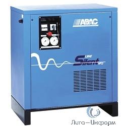 ABAC A29B/LN/M3(рапид_65дБ) Компрессор [4116074041] {Реси- вер 27 л. Произ- водит. 320 л/мин. Давле-ние 10 бар Мощн.,  кВт / Напряжение, В 2.2/220 Уровень шума 65dB(A) Вес 87 кг.}