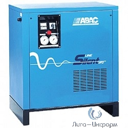 ABAC A29B/LN/T3 (рапид_65дБ) Компрессор [4116074039] {Реси- вер 27 л. Произ- водит. 320 л/мин. Давле-ние 10 бар Мощн.,  кВт / Напряжение, В 2.2/380 Уровень шума 65dB(A) Вес 87 кг.}