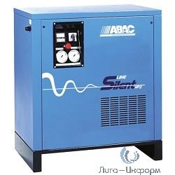 ABAC B4900/LN/T4 Компрессор [4116007011] {Реси- вер - л. Произ- водит. 514 л/мин. Давле-ние 11 бар Мощн.,  кВт / Напряжение, В 3/380 Уровень шума 65dB(A) Вес 170 кг.}