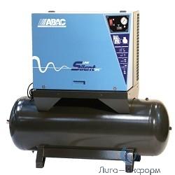 ABAC B5900/LN/500/FT5,5 Компрессор [4116007003] {Реси- вер 500 л. Произ- водит. 653 л/мин. Давле-ние 11 бар Мощн.,  кВт / Напряжение, В 4/380 Уровень шума 67dB(A) Вес 302 кг.}