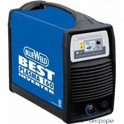 BLUE WELD Best Plasma 160 Плазморез [816485] {230/380 V, 160 A, max толщ.реза 50 мм. }