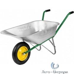 Тачка GRINDA садовая, 80 л, грузоподъемность 100 кг [422399_z01]