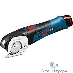 Bosch GUS 12V-300 Ножницы по металлу [06019B2901] {10.8 В, 700 ход/мин, 4.4 кг, без АКК и ЗУ  }