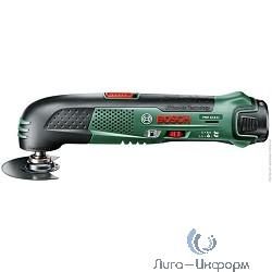Bosch PMF 10,8 LI Многофункциональный инструмент [0603101925] { 10.8 В, 2 Ач, 20000 об/мин, 0.9 кг }