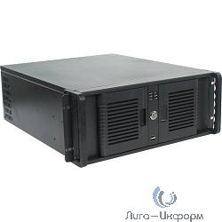 "Exegate EX244617RUS Серверный корпус Exegate Pro 4U4132(S) <RM 19"", высота 4U, глубина 480, БП 500ADS, USB>"