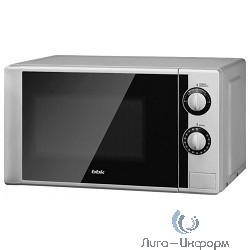 BBK 20MWS-708M/BS (B/S) Микроволновая печь черный/серебро , 700 Вт, 20 л, металлик