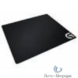 943-000089 Logitech G640 Cloth Gaming Коврик для мыши, резиновая основа, черный, 460х400х3мм