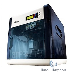 XYZ da Vinci 2.0A DUO{ABS/PLA пластик 1.75мм,2 экструдера,мин 100мк,размер рабочей зоны 200х200х200 мм, USB 2.0, Win XP, Win 7, Win 8, Mac OSX 10.8}[3F20AXEU00D]