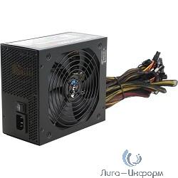 Aerocool 1000W RTL KCAS-1000M(W) 80 PLUS Bronze, ATX v2.4, модульный, fan 14cm, 6x PCI-E [6+2-Pin], 10x SATA, 6x MOLEX