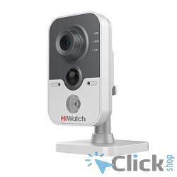 HIKVISION HiWatch DS-I114 Видеокамера IP 2.8 мм,  белый