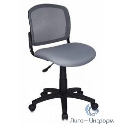 Бюрократ CH-296/DG/15-48 кресло (спинка сетка темно-серый сиденье серый 15-48)