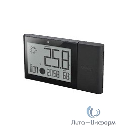 Oregon Scientific BAR268HG черная, Погодная станция с термометром, гигрометром, ALIZE