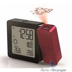 Oregon Scientific BAR368P бордо, Погодная станция с проекцией времени,  серия PROJI