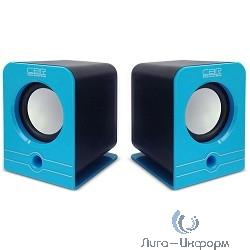 CBR CMS 303 Blue {2.0 CBR CMS 303, Blue. 3W*2, USB}