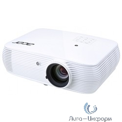Acer A1500 [MR.JN011.001] {DLP 3D, 1080p,3100Lm, 20000/1, HDMI, Rec.709, sRGB, 10W}
