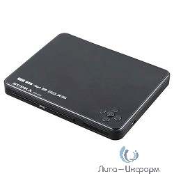 SUPRA DVS-206X black