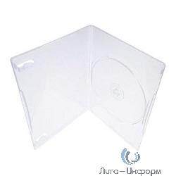 DVD-box Slim 7mm прозрачные (100 в уп.) [DVDB-7-T]