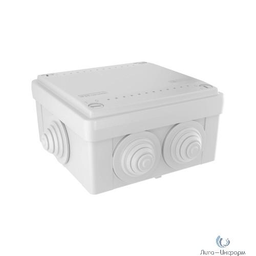 Dkc 53800 Коробка ответвит. с кабельными вводами, IP55, 100 х 100 х 50мм