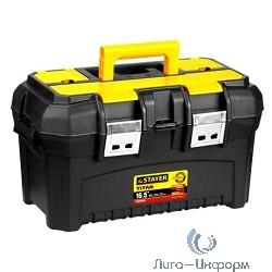 """STAYER """"TITAN-22"""" [38016-22] Ящик для инструмента, пластиковый"""