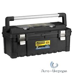 """STAYER Professional [38003-22] Ящик для инструмента """"PROWide"""" пластиковый,"""