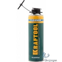 KRAFTOOL CLEANER Очиститель монтажной пены, 500мл,