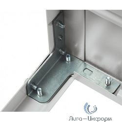 Комплект T-образного усилителя стойки (с резьбой 2 шт.+ подпятник пластиковый 1 шт.) [S24199210100]