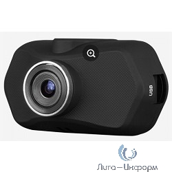 Car Video Recorder PRESTIGIO RoadRunner 140 (FHD 1920x1080@25fps, 1.5 inch screen, NT96223, 1 MP CMOS H42 image sensor, 12 MP camera, 110° Viewing Angle, Micro USB, 4x zoom, 200 mAh[PCDVRR140]