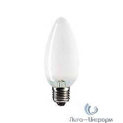056511 Лампа накаливания Philips B35 60W E27 230V свеча FR