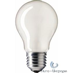 354686 Лампа накаливания Philips A55 40W E27 230V лон FR