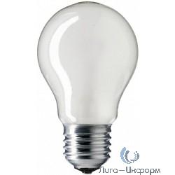 354716 Лампа накаливания Philips A55 60W E27 230V лон FR (926000007317)