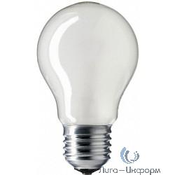 354747 Лампа накаливания Philips A55 75W E27 230V лон FR