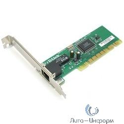 D-Link DFE-520TX/C1A 10/100Mbps PCI  Ethernet адаптер (без WOL, без Bootrom)  OEM