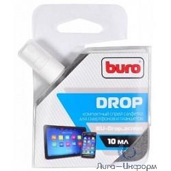 BURO BU-Drop_screen Чистящий спрей для мобильных устройств 10мл