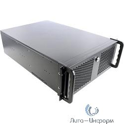 "Exegate EX172974RUS Серверный корпус Exegate Pro 4U4139L / 4U650-010 <RM 19"",  высота 4U, без БП, USB>"