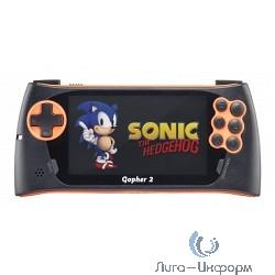 "SEGA Genesis Gopher 2 LCD 4.3"", +500 игр (оранжевая) [ConSkDn50]"