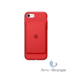 Apple Smart Battery Case iPhone 7 - Red [MN022ZM/A]