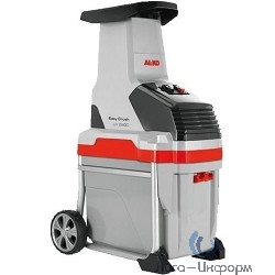 AL-KO EASY CRUSH LH 2800 { 2,8 кВт, 230 В, макс. O сучьев 42 мм, контейнер 50л, 29кг, система валков } [112853] /ИЗМЕЛЬЧИТЕЛИ/