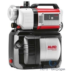 AL-KO HW 4500 FCS Comfort { 1300 Вт., 8м/50м, 4500 л/ч, бак 17 л, 1-ступенч., 18кг, эл.система управ., XXL-фильтр } [112850] /НАСОСНЫЕ СТАНЦИИ/